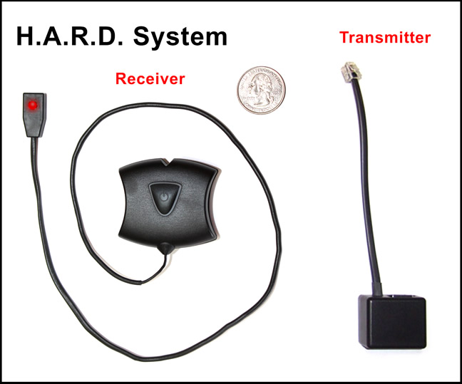 Motorycele Radar Detectr System - HARD System