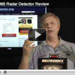 Bel-995-radar-detector-video-review
