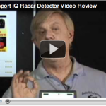 Cell Phone Radar Detector