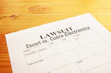 Escort vs Cobra Lawsuit