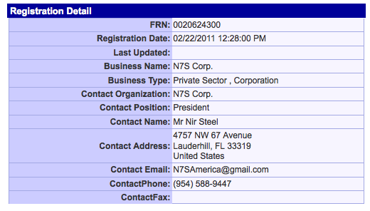 Getting an FCC Registration Number (FRN) in the Universal ...