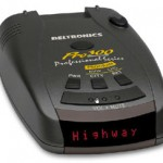 Beltronics Pro 300 radar detector review