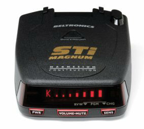Beltronics STi Magnum Radar Detector Review