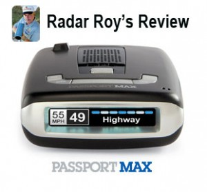Escort Max Radar Detector Review