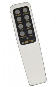 Laser Jammer tester