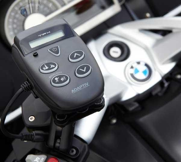 TPX Motorcycle Radar Detector